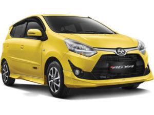 Harga Toyota New Agya